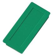 Magnete bis 1,0kg rechteckig grün