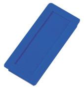 Magnete bis 1,0kg rechteckig blau