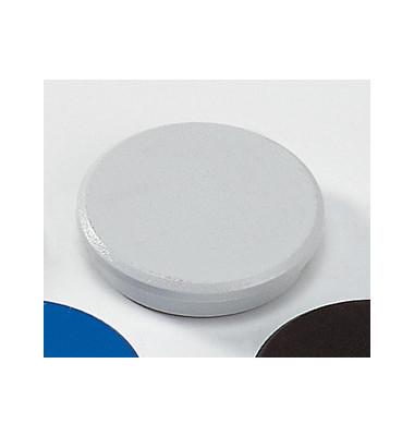 Magnete 32mm bis 800g rund grau