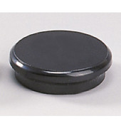 Magnete 32mm bis 800g rund schwarz