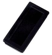 Magnete bis 1,0kg rechteckig schwarz