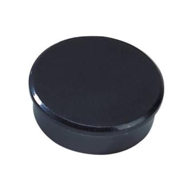 Magnete 38mm bis 2,5kg rund schwarz