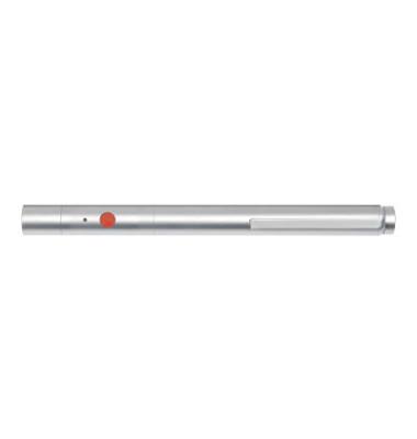 Laserpointer Punkt oder Pfeil bis 50m silber