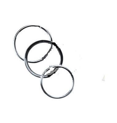 Schlüsselringe SR 25 Metall Durchmesser 25mm 100 Stück
