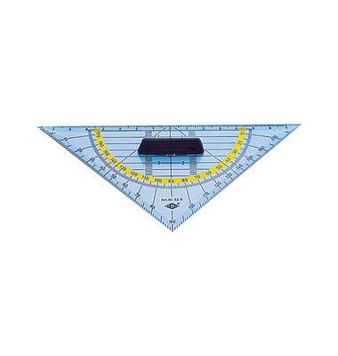 526 Geo-Dreieck 16cm mit Griff