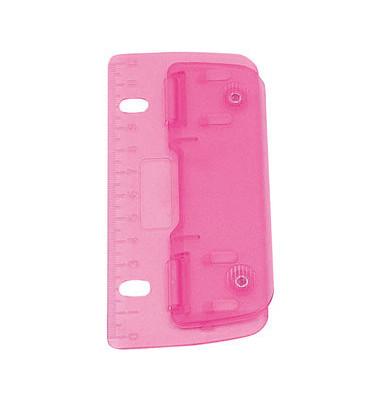 Taschenlocher 67899 farbig sortiert bis 0,3mm 3 Blatt mit Abheftfunktion