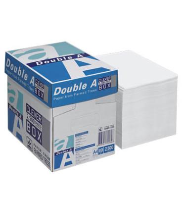 A4 80g Kopierpapier weiß 2500 Blatt / 1 Karton