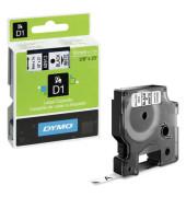 D1-Band für LabelPOINT -MANAGER schwarz weiß 9mm x 7m