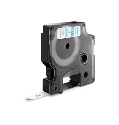 D1-Band für LabelPOINT -MANAGER blau weiß 9mm x 7m