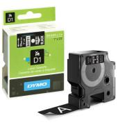 D1-Band f. LabelPOINT/-MANAGER schwarz 24mm x 7m Druck we