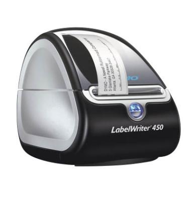 Etikettendrucker LabelWriter 450 schwarz für LW-Etiketten PC/MAC