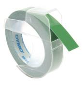Prägeband Plastik grün 9mm x 3m