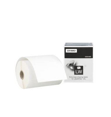 S0904980 Versand Etiketten 104 x 159 mm weiß 220 Stück 4 XL extra large shipping labels