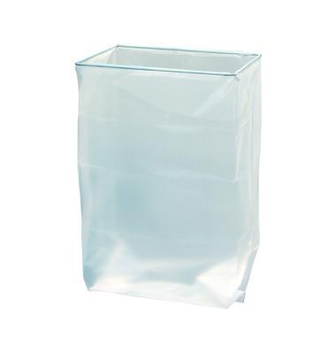 Abfallsäcke für Aktenvernichter 9000434 transparent 20 Liter