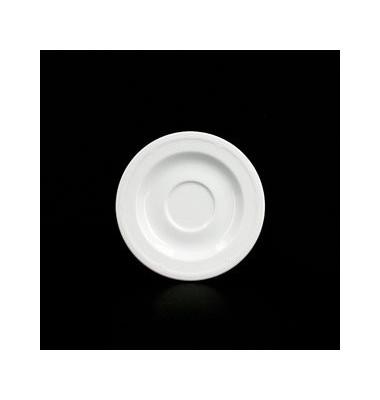 Untertasse Minoa weiß für 0,18 L Tasse