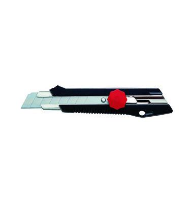 Cutter 770500 schwarz/rot 18mm Klinge