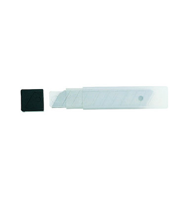 Cutter-Ersatzklingen 18mm 10 Klingen