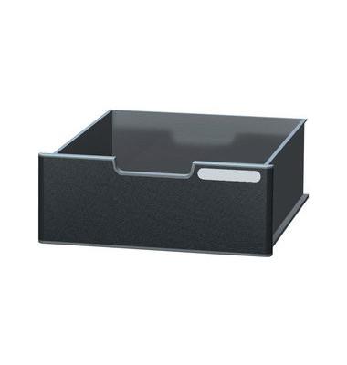 MODULODOC Jumbo Schublade schwarz 344x285x51 Rec. PS