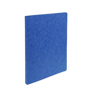 Ringbuch 54252E A4 blau 2-Ring Ø 15mm