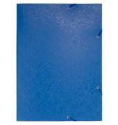 Eckspannmappe 59503E Premium A3 600g blau A3