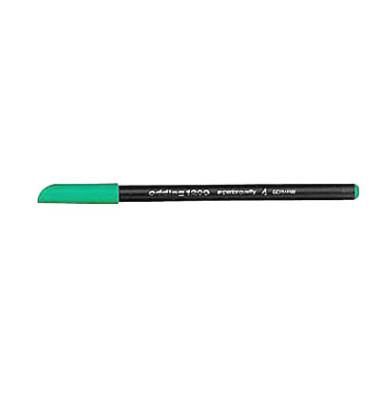 Faserschreiber 1200 grün 0,5-1mm
