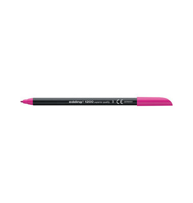Faserschreiber 1200 rosa 0,5-1 mm