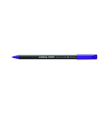 Faserschreiber 1200 violett 0,5-1 mm