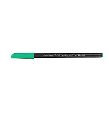 Faserschreiber 1300 grün 3mm
