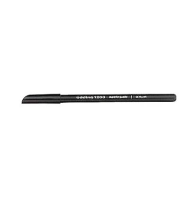 Faserschreiber 1300 schwarz 3mm