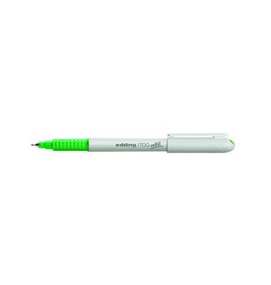 Fineliner 1700 grün 0,5 mm