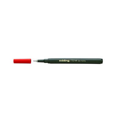 Finelinermine 1701 M für 1700 rot 0,5 mm