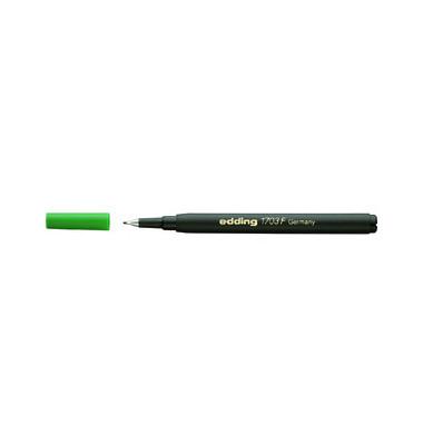 Finelinermine 1703 F für 1700 grün 0,3 mm