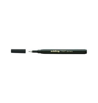 Finelinermine 1703 F für 1700 schwarz 0,3 mm