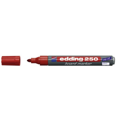 Boardmarker 250 braun 1,5-3mm Rundspitze