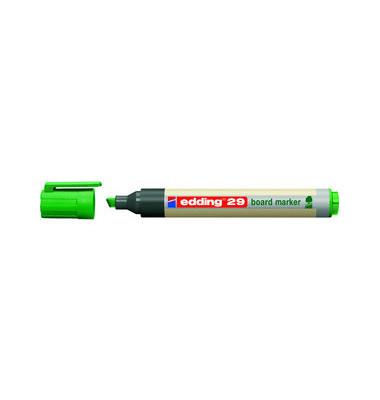Boardmarker 29 EcoLine grün 1-5mm Keilspitze