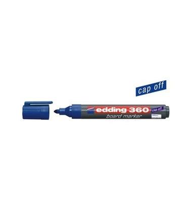 Boardmarker 360 blau 1,5-3mm Rundspitze