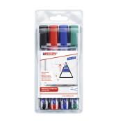 Boardmarker 363 4er Etui farbig sortiert 1-5mm Keilspitze