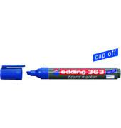 Boardmarker 363 blau 1-5mm Keilspitze