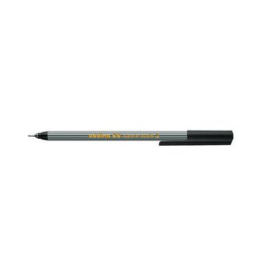 Fineliner 55 finepen schwarz 0,3 mm