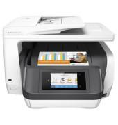 Farb-Tintenstrahl-Multifunktionsgerät OfficeJet Pro 8730 4-in-1 Drucker/Scanner/Kopierer/Fax bis A4
