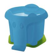 Wasserbox Elefant blau