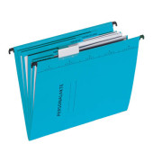 44105-02 blau A4 blau 5-teilige Personalakte Hängemappe