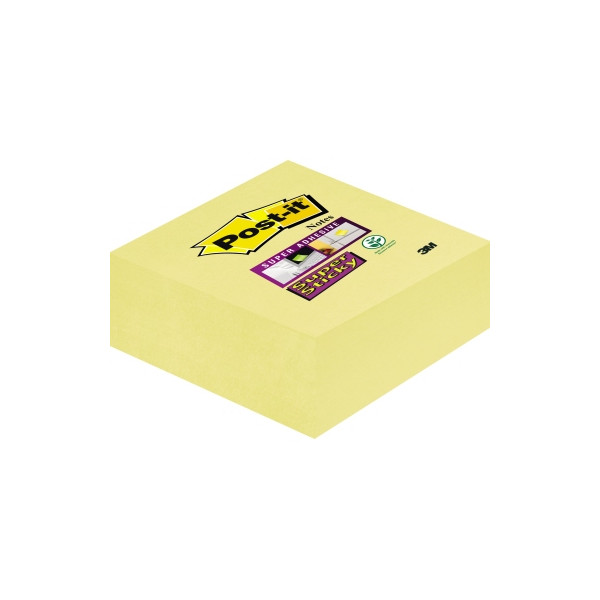 76x76mm gelb Post-it® Haftnotiz-Würfel