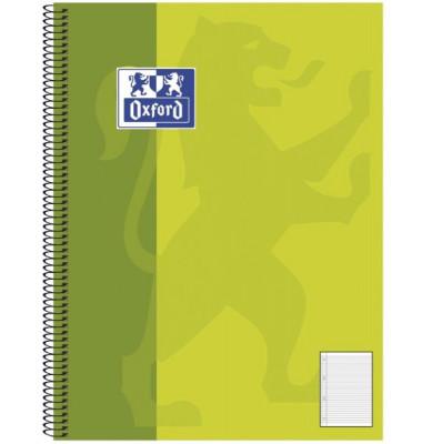 Collegeblock 100050392, A5+ liniert, 90g 80 Blatt, 6-fach-Lochung
