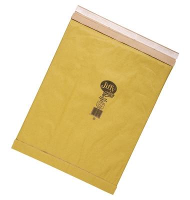 Papierpolstertasche Gr. 1 braun ohne Fenster innen: 170x280mm