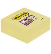2014-SCY 270Bl SupSticky Haftnotizblock Würfel 76x76 gelb