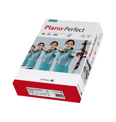 Perfect A4 80g Kopierpapier hochweiß 500 Blatt
