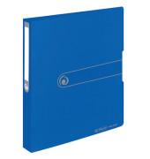 11217171 easy orga Ringmappe A4/2R/25mm blau