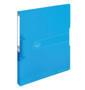 11205721 easy orga Ringbuch blau 2 Ringe / 16 mm