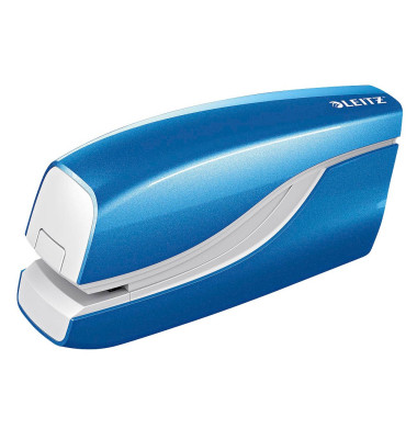 5566-10-36 NeXXt Elektrohefter WOW metallic blau